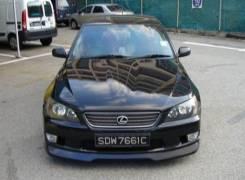Накладка на бампер. Toyota Altezza, SXE10, GXE10W, GXE10, JCE10W, JCE15W. Под заказ