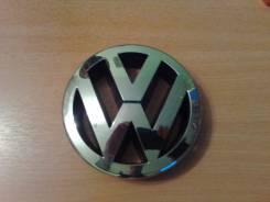 Эмблема решетки. Volkswagen Touareg