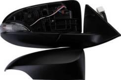 Зеркало заднего вида боковое. Toyota Camry, ASV50, AVV50, GSV50