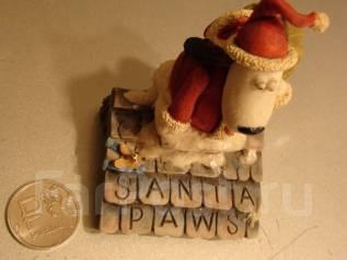 Новогодний сувенир Санта