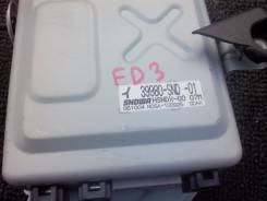 Блок управления рулевой рейкой. Honda Civic Hybrid, FD3 Двигатели: LDA, LDA1, LDA2, LDAMF5