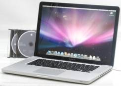 "Apple MacBook Pro 15. 15.6"", 2,6ГГц, ОЗУ 4096 Мб, диск 500 Гб, WiFi, Bluetooth, аккумулятор на 4 ч. Под заказ"