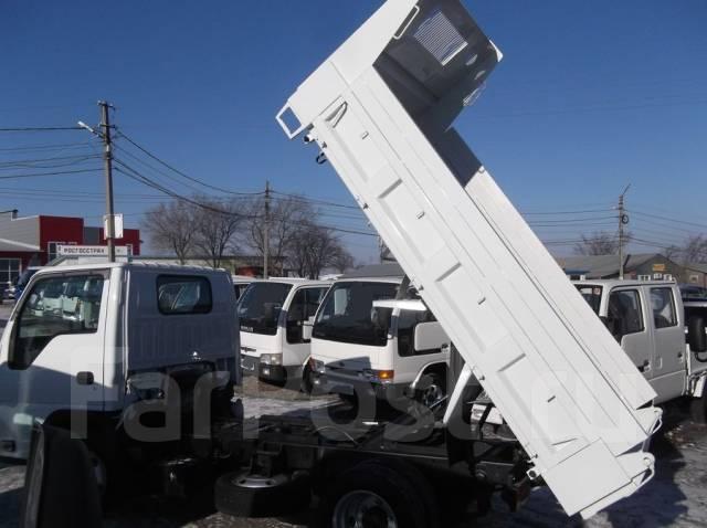 Isuzu Elf. , 4WD, самосвал 3 тонны, 3 000 куб. см., 3 000 кг.