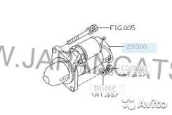 Стартер. Subaru Legacy Subaru Impreza WRX Subaru Forester