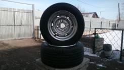 Продам 2 грузовых б у колеса 225*50 R12.5. x50