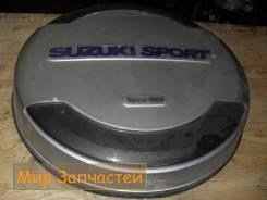 Чехол для запасного колеса Suzuki Jimny JB23W, 98- Suzuki Jimny