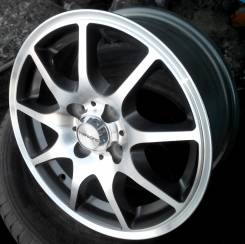 TGRACING LZ258. 5.5x14, 4x100.00, ET38, ЦО 60,1 мм.