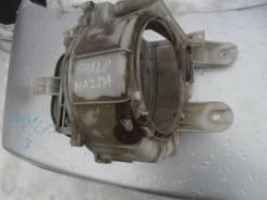 Корпус моторчика печки. Mazda Familia, BHALS, BHALP