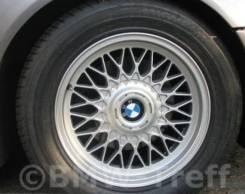 BMW. 7.5x16, 5x120.00, ET24, ЦО 72,6мм.
