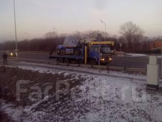 Услуги/Аренда эвакуатор, грузовик с краном