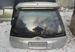 Дверь багажника. Toyota Sprinter Carib, AE114G, AE111G, AE115G Двигатели: 4EFE, 7AFE, 4AFE, 4AGE