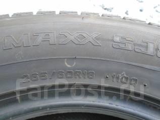 Dunlop Winter Maxx SJ8. Всесезонные, без износа, 4 шт. Под заказ