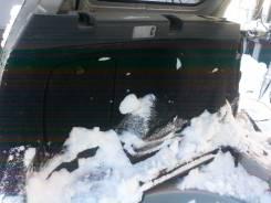Обшивка багажника. Toyota Corolla Fielder, ZZE122 Двигатель 1ZZFE