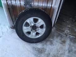 Продаю летние шины с дисками R-17 с Крузака 100. x17 5x150.00