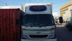 Toyota Dyna. Хорошая рабочая лошадка., 4 198 куб. см., 3 000 кг.