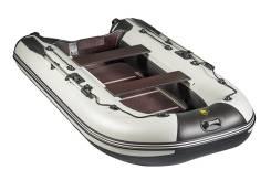 Лодка Ривьера 2900 СК. 2018 год год, длина 2,90м., двигатель подвесной, 10,00л.с., бензин