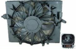 Вентилятор охлаждения радиатора. Mini Cabrio