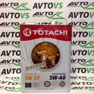 Totachi. Вязкость 0W40, синтетическое