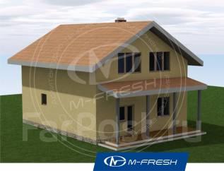M-fresh Leo-зеркальный. 100-200 кв. м., 2 этажа, 4 комнаты, бетон