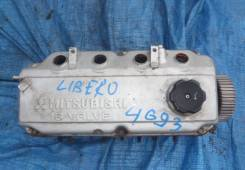 Головка блока цилиндров. Mitsubishi Libero Двигатель 4G93