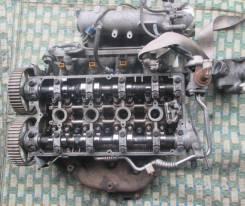 Головка блока цилиндров. Mitsubishi Lancer Evolution, CN9A Двигатель 4G63T