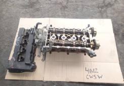 Головка блока цилиндров. Mitsubishi Outlander, CW5W Двигатель 4B12