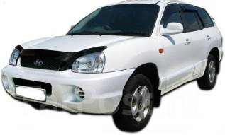 Дефлектор капота. Hyundai Santa Fe Classic