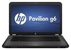 "HP Pavilion g6. 15.6"", 2,5ГГц, ОЗУ 3072 Мб, диск 320 Гб, WiFi, Bluetooth, аккумулятор на 2 ч."