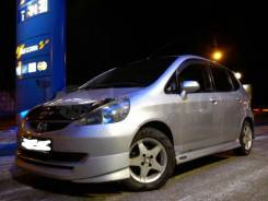 Спойлер. Honda Jazz, GD1 Honda Fit, GD1. Под заказ