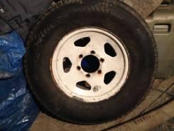 Продам колеса на внедорожник. x15 6x139.70