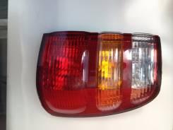 Стоп-сигнал. Toyota Land Cruiser, FZJ100, HZJ105, UZJ100, FZJ105, HDJ100, HDJ101 Двигатели: 2UZFE, 1HZ, 1HDFTE, 1HDT, 1FZFE