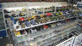 Магазин радиоуправляемыx моделей RC-Avtomag.