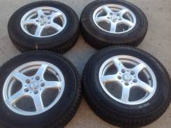175/80 R 15 Dunlop Grandtrek SJ7 литые диски 5х114.3 R15 (к3-15033). 5.0x15 5x114.30 ET50