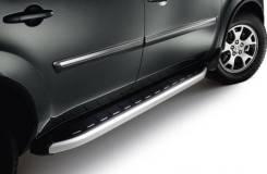 Подножка. Toyota Hilux