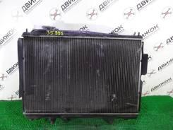 Радиатор охлаждения двигателя NISSAN UY33 Контрактная ( ,,)