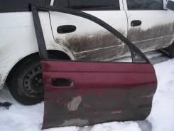 Дверь боковая. Toyota Carina E, SB153ABK00E061933
