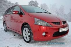 Mitsubishi Grandis. Без водителя