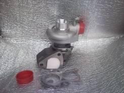 Турбина. Mitsubishi Pajero Mitsubishi Delica, P25W Двигатель 4D56