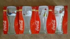 Стаканы коллекционные Coca Cola