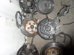 Ступица. Toyota WiLL VS, ZZE127 Двигатель 1ZZFE