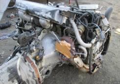 Двигатель EJ205 Forester SG5 эл. дроссель, навесное и турбина. Subaru Forester, SG5 Двигатель EJ205