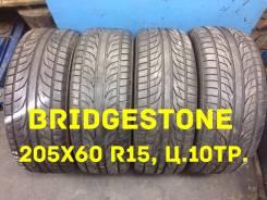 Bridgestone Grid II. Летние, 2000 год, износ: 30%, 4 шт