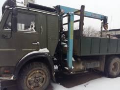 Камаз 53212. кран-борт+прицеп!, 10 000 куб. см., 10 000 кг.