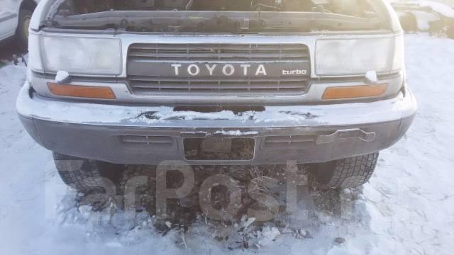 Фара. Toyota Land Cruiser, FZJ80, HZJ81, HDJ81, FJ80 Двигатели: 1HDT, 1HZ, 3FE, 1FZFE