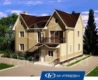 M-fresh Ideal (Идеального ничего не бывает. Стараемся). 200-300 кв. м., 2 этажа, 4 комнаты, бетон