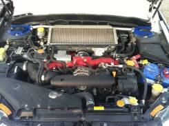 Двигатель в сборе. Subaru: Forester, Legacy, Impreza, Impreza WRX STI, Tribeca, Legacy B4, BRZ Двигатель EJ257