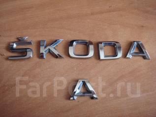Эмблема. Skoda Fabia Skoda Octavia Skoda Rapid