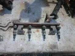 Топливная рейка. Nissan Tiida Latio, SC11 Двигатель HR15DE