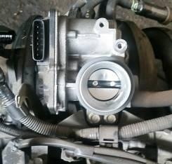 Заслонка дроссельная. Toyota: Vitz, Ractis, Yaris, Soluna Vios, Vios, Vios / Soluna Vios, Belta Двигатели: 2SZFE, 1SZFE