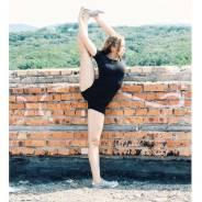 Танцовщица, танцовщик. Высшее образование